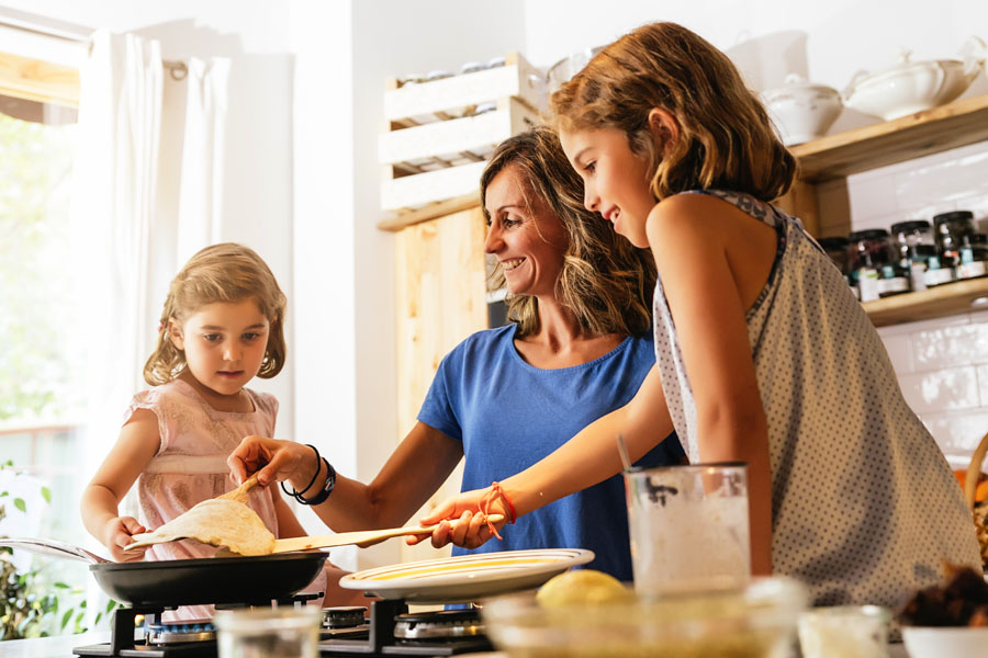 Header - Personal Insurance Cooking in the Kitchen